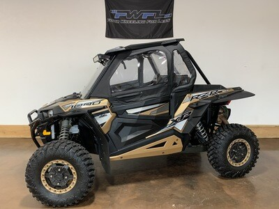 2017 Polaris RZR XP 1000 EPS Trails and Rocks Edition - Heat!