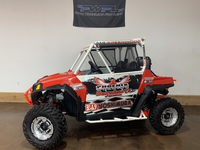 2012 Polaris RZR XP 900 EPS - Race Built!