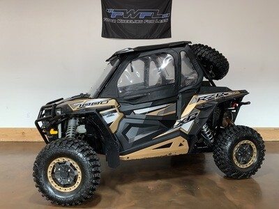 Pending - 2017 Polaris RZR XP 1000 EPS Trails and Rocks Edition - Heat!