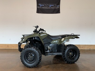 Pending - 2016 Suzuki KingQuad 400 - As low as $98/Month!