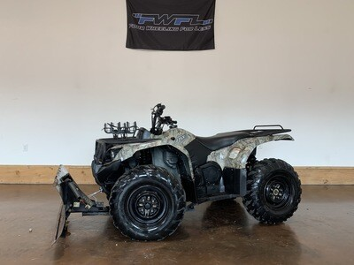 Pending - 2007 Yamaha Grizzly 400 - As low as $92/Month!