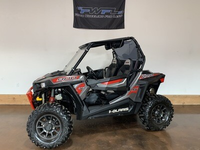 Pending - 2015 Polaris RZR S 900 EPS - As low as $232/Month!