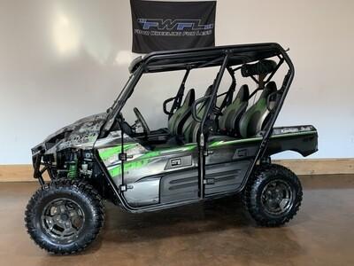 2019 Kawasaki Teryx 4 LE - As low as $235/Month!