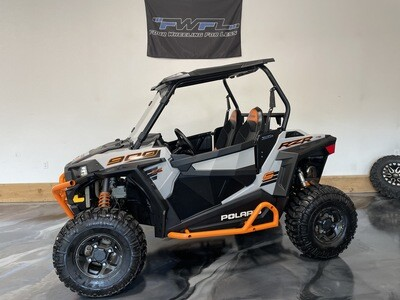 2019 Polaris RZR S 900 EPS - As low as $261/Month!