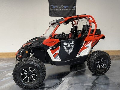 2017 Can-Am Maverick 1000R X MR - As low as $344/Month!