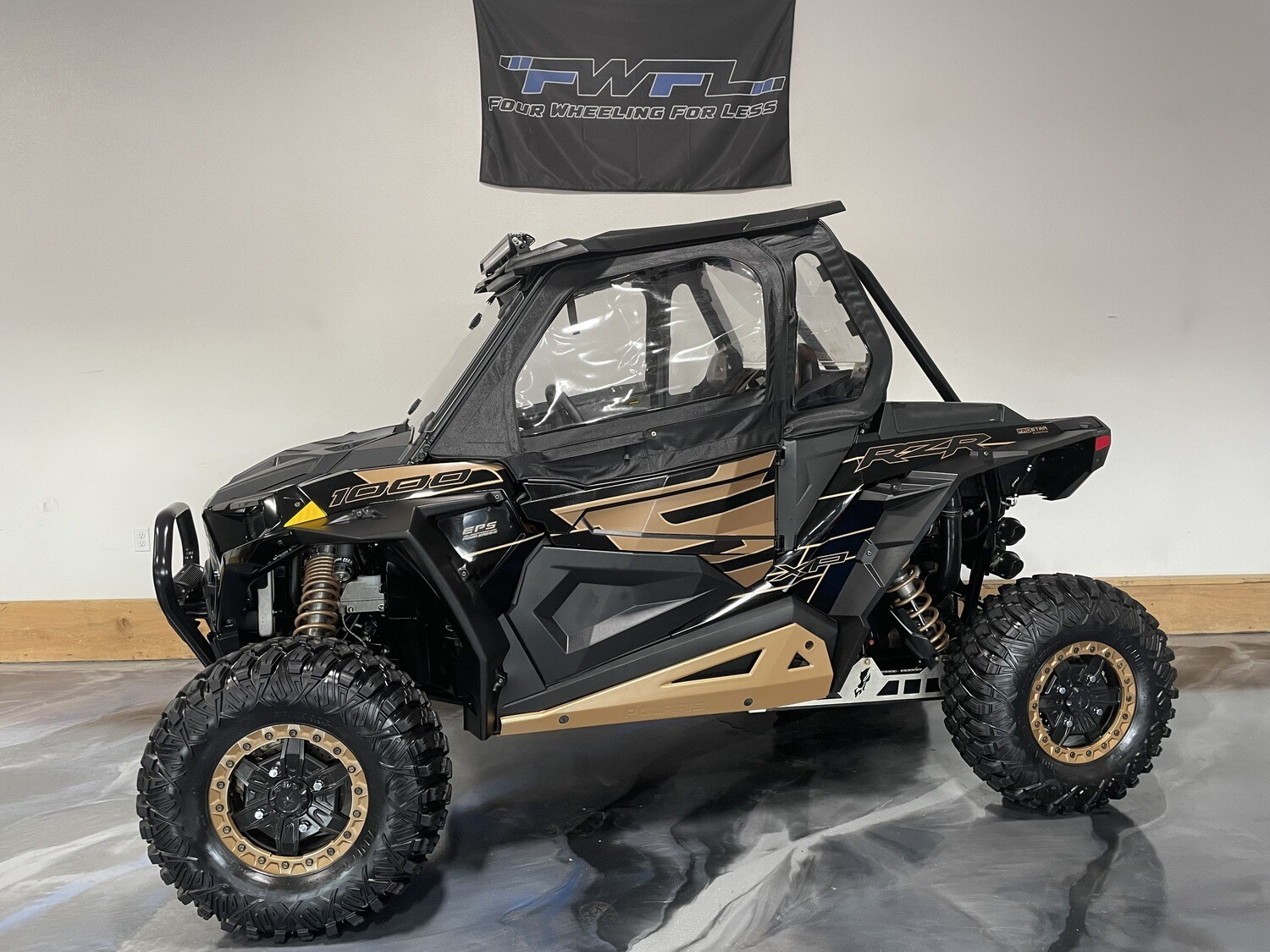 2019 Polaris RZR XP 1000 EPS Trails and Rocks Edition - Great Condition!