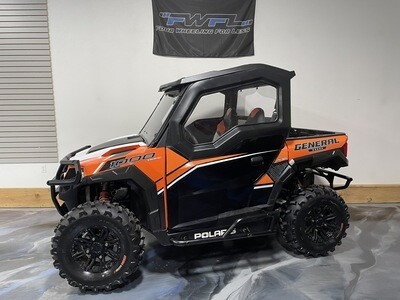 2016 Polaris General 1000 Deluxe - As low as $327/Month!