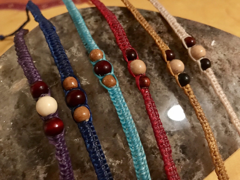 Rainbow Bracelets by Sett