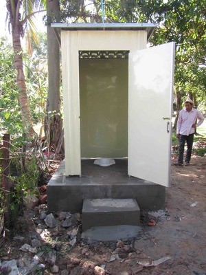 Help Build an Outhouse