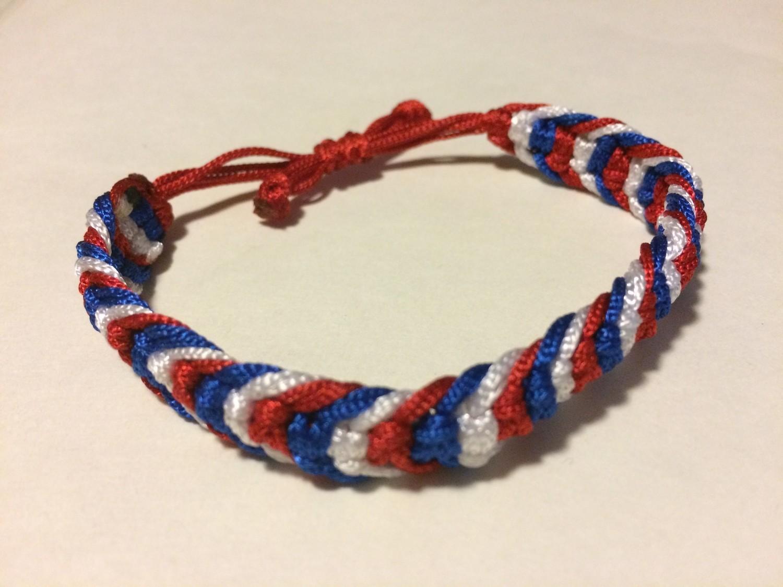 Authentic Cambodian Bracelet - Wide