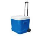 Cooler, 60 QT on Wheels