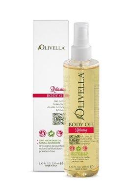 Olivella Relaxerende Lichaamsolie 250 ml