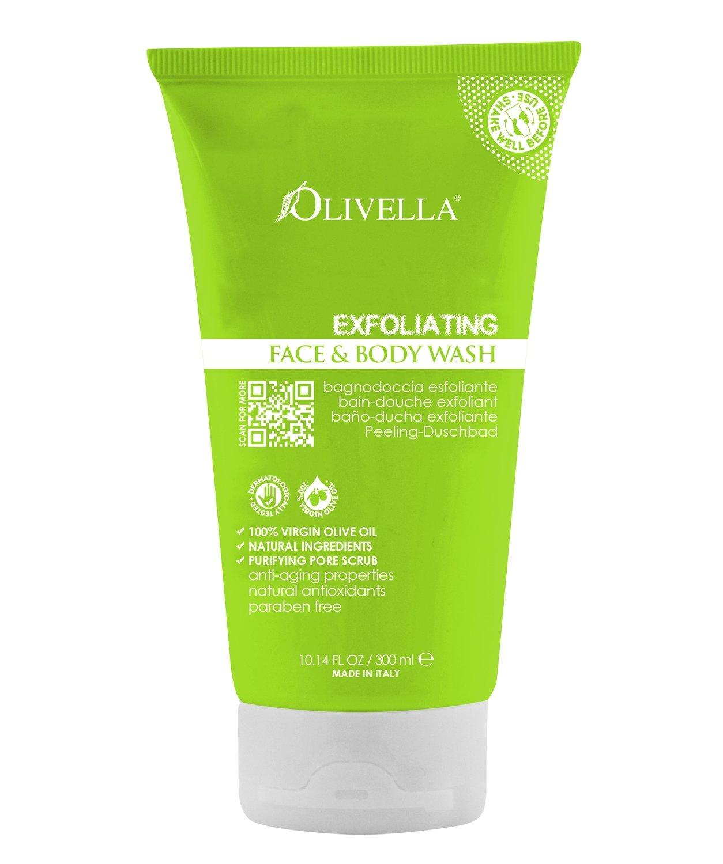 Olivella Gezicht- en Lichaam-Scrub 300 ml