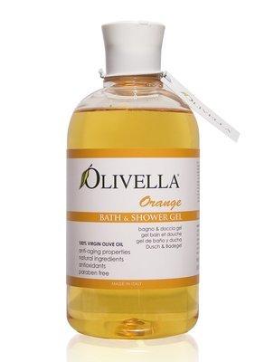 Olivella Sinaasappel Bad- en Douchegel 500 ml