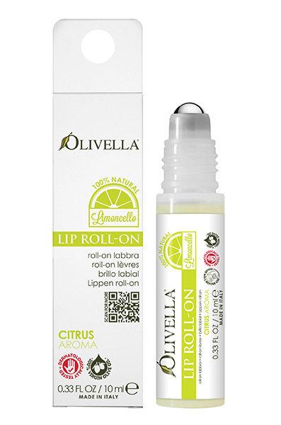 Olivella Lip Roll-On Limoncello (Citrus Aroma)