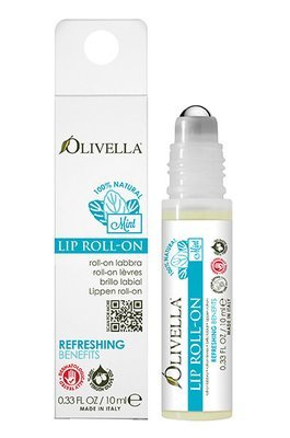 Olivella Lip Roll-on Munt (Verfrissend)