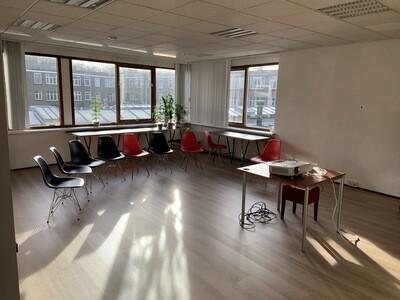 Workshop ruimte Gansstraat 143