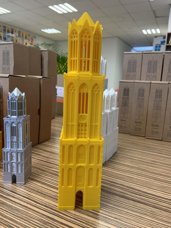 Prototype Domtoren 30cm geel