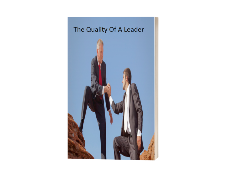 The Quality of a Leader