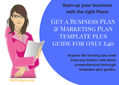 Business Plan template plus guide & Marketing Plan template plus Guide