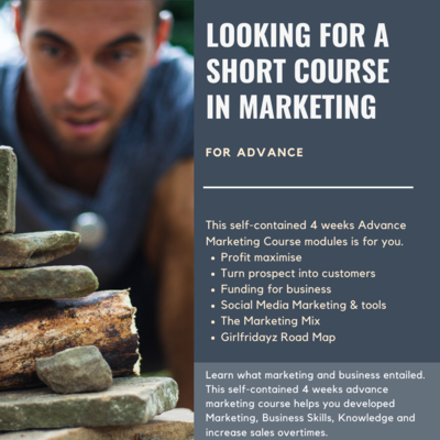 Advance Marketing Course