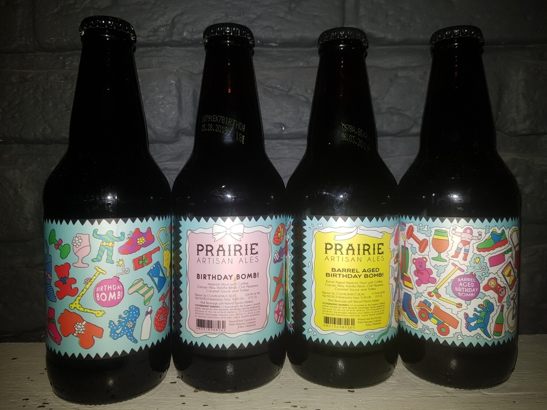 Prairie Birthday Bomb Combi