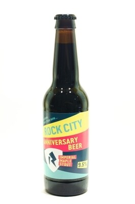 1 yr Anniversary Beer Rock City