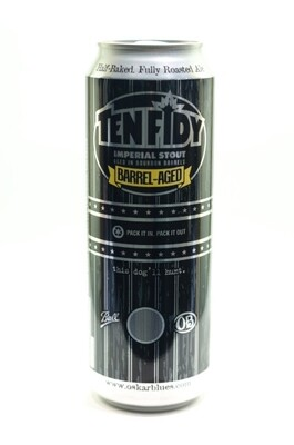 Ten Fidy Bourbon Barrel Aged