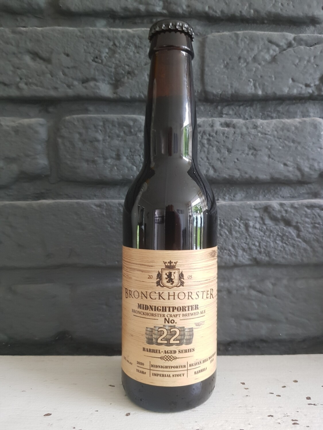 Midnightporter Barrel Aged series 22