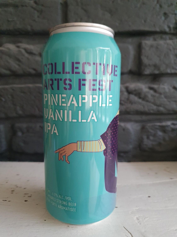 Pineapple Vanilla IPA