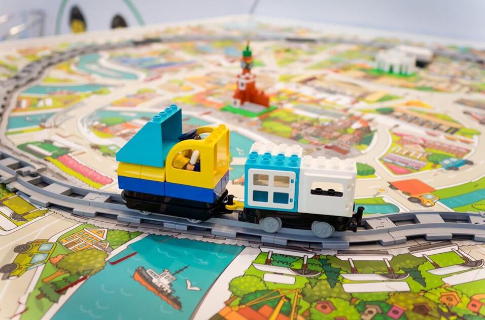 Образовательный комплект «Моя Москва» для развития ключевых компетенций дошкольников