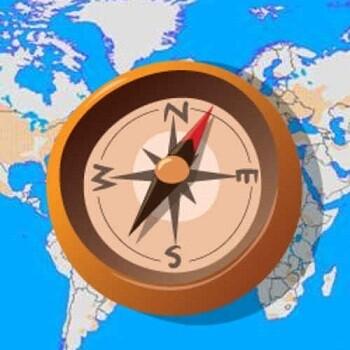 Живая География Цифровые контурные карты
