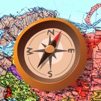 Живая География Комплект цифровых исторических карт России