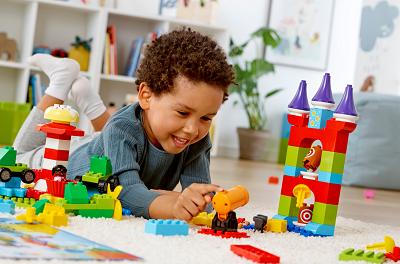 Смешанное (гибридное) обучение детей дошкольного возраста с LEGO Education (видео)