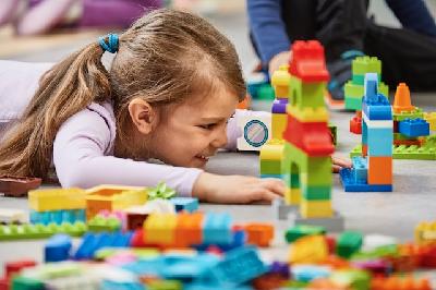 Социально-эмоциональное развитие дошкольников с помощью решений LEGO Education (видео)