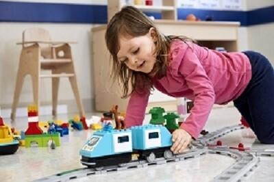 Раннее системное развитие с набором LEGO Education «Экспресс «Юный программист» (видео)