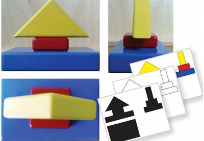Блоки Дьенеша для формирования STEAM-компетенций дошкольников (2). Упражнения (видео)