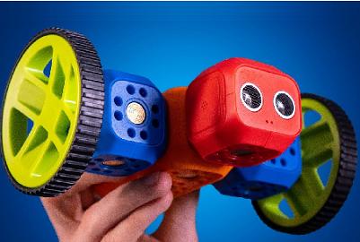 Изучение основ робототехники и программирования с набором Робо Вундеркинд (видео)