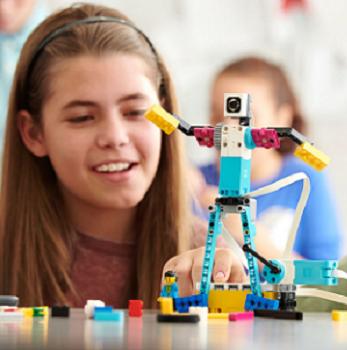 Вводный базовый курс по LEGO Education SPIKE Prime