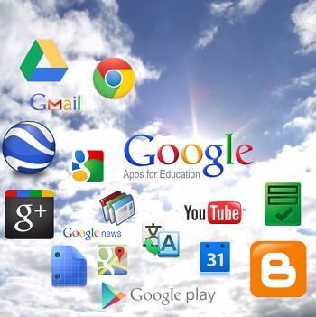 Облачные сервисы Google как средство создания учебных материалов
