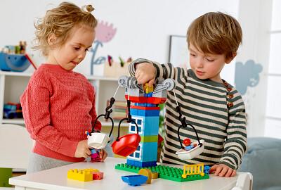 Развитие речевых навыков и STEAM-компетенций у дошкольников с LEGO DUPLO