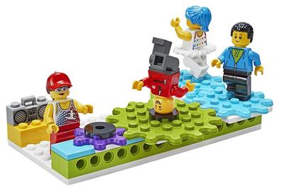 Изучение естественно-научных и технических дисциплин с LEGO Education BricQ Motion