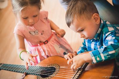 Влияние и возможности музыки для развития ребенка в современном мире