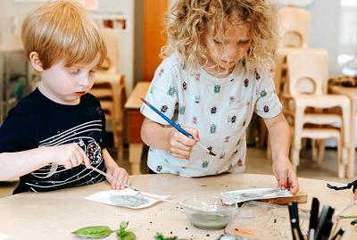 Современные тенденции дошкольного образования: Реджио-подход