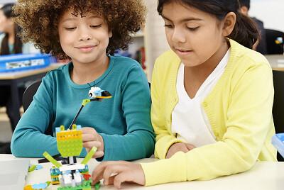 Образовательная деятельность в начальной школе на базе LEGO Education WeDo 2.0