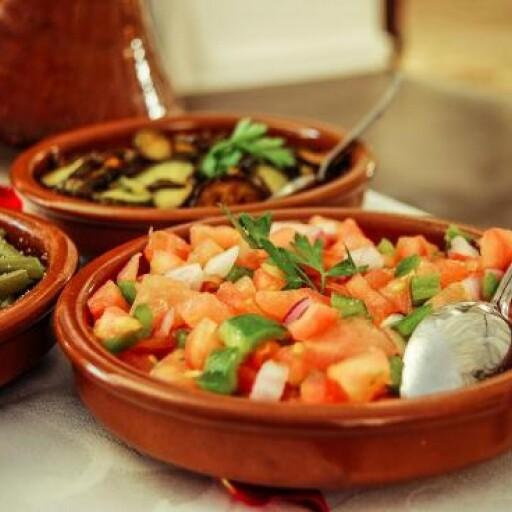 Assiette Timgad