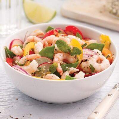 Salade Mixte Crevettes