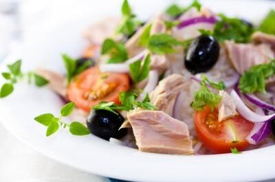 Salade Mixte thon