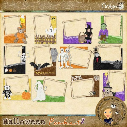 Halloween PocketZ