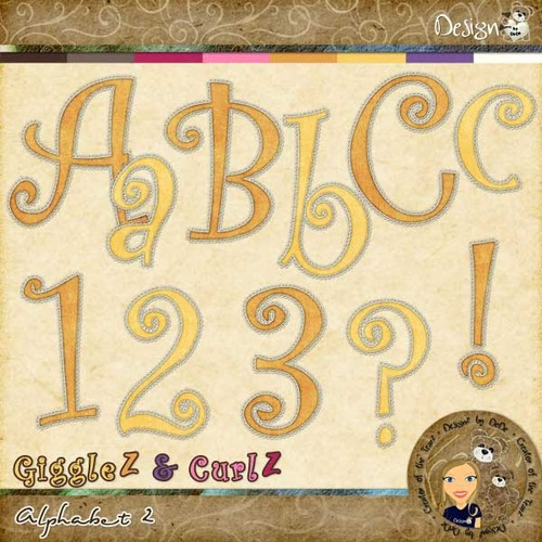 GiggleZ & CurlZ: Alpha 2